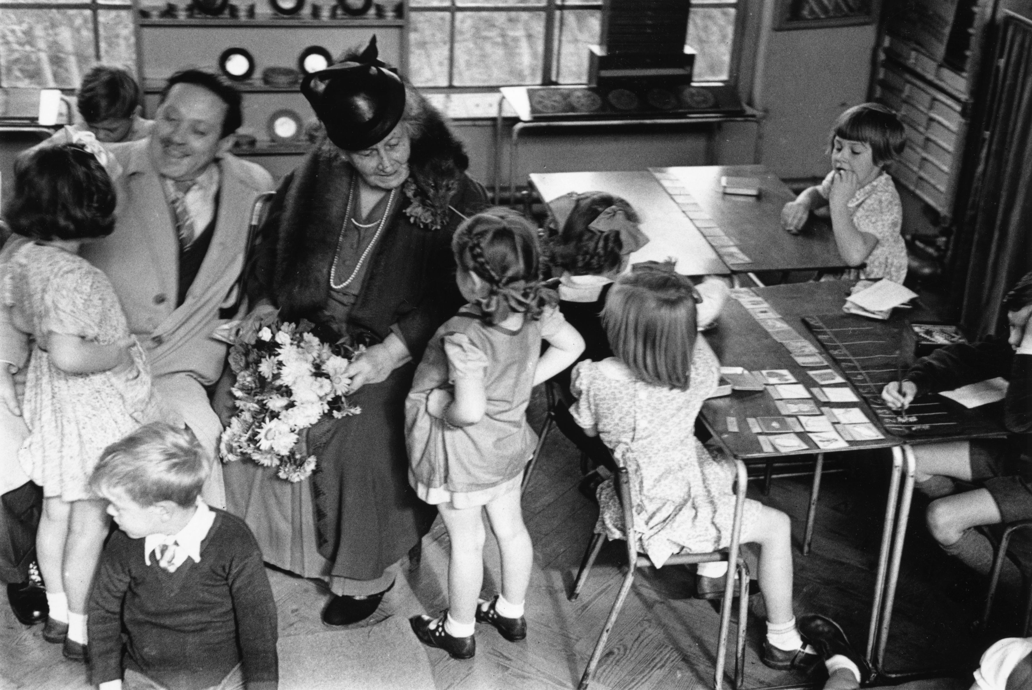Les 19 recommandations de Maria Montessori aux parents